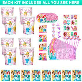 Disney Princess Favor Kit (For 8 Guests)