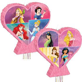 Disney Princess Heart Pinata (Each)