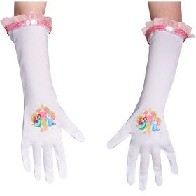 Disney Princess Multi Princess Gloves For Kids One-Size