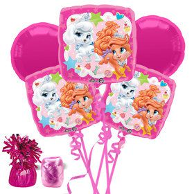 Disney Princess Palace Pets Balloon Bouquet Kit