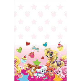 Disney Princess Palace Pets Plastic Table Cover