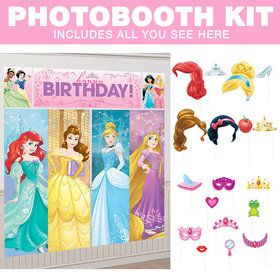 Disney Princess Photo Booth Kit