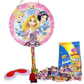 Disney Princess Pull String Economy Pinata Kit