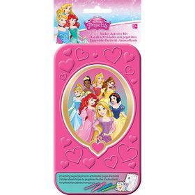 Disney Princess Sticker Activity Box