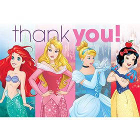 Disney Princess Thank You Notes (8)