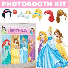 Disney Princess Ultimate Photo Booth Kit