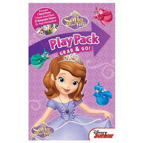 Disney Sofia The First Playpack Activity Set (Each)