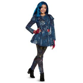 Disney's Descendants 2: Evie Deluxe Isle Look Child Costume