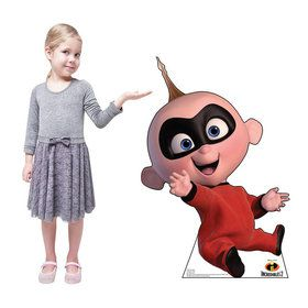 Disney's Incredibles 2 Jack Jack Cardboard Standee