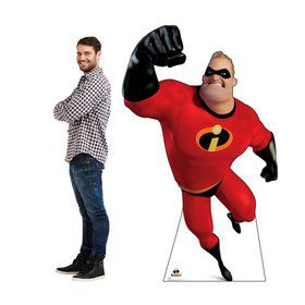 Disney's Incredibles 2 Mr. Incredible Cardboard Standee