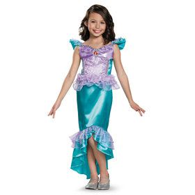 Disney's The Little Mermaid Ariel Classic Kids Costume