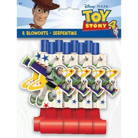 Disney's Toy Story 4 Blowouts