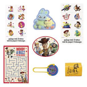 Disney's Toy Story 4 Mega Mix Favor Pack