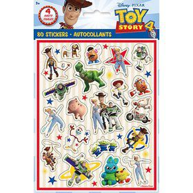 Disney's Toy Story 4 Sticker Sheets