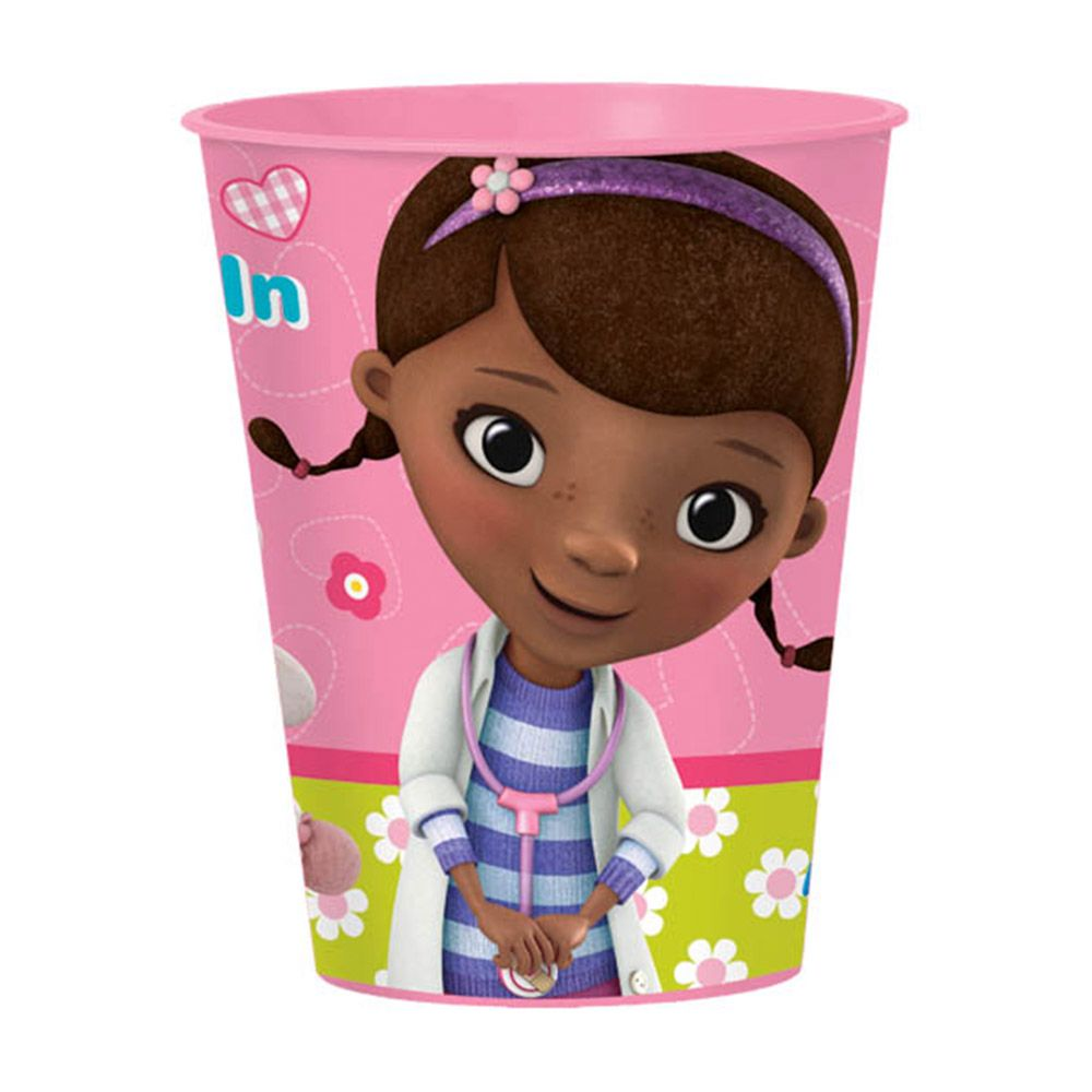 Doc Mcstuffins 16Oz Favor Cup (Each) BB421352