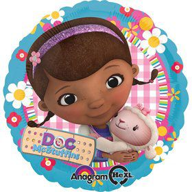"Doc McStuffins 18"" Balloon (Each)"