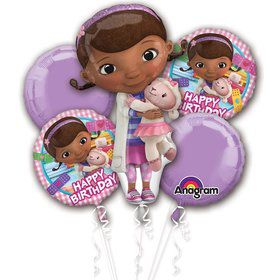 Doc McStuffins Balloon Bouquet (Each)