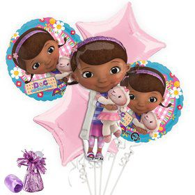 Doc McStuffins Balloon Bouquet Kit