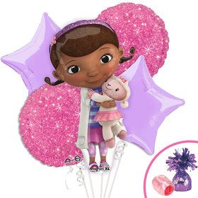 Doc McStuffins Balloon Kit (Each)