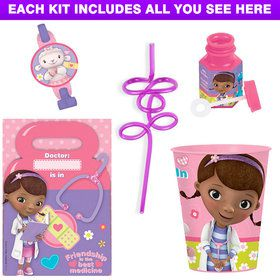 Doc McStuffins Favor Kit (Each)