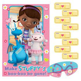 Doc McStuffins Party Game (Each)