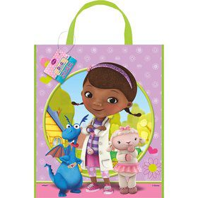 Doc McStuffins Party Tote Bag (Each)