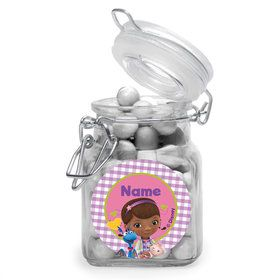 Doc Mcstuffins Personalized Glass Apothecary Jars (10 Count)