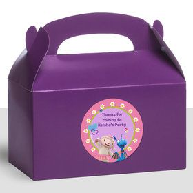 Doc Mcstuffins Personalized Treat Favor Boxes (12 Count)