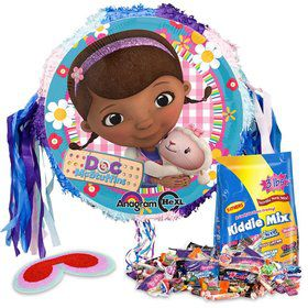 Doc McStuffins Pinata Kit (Each)