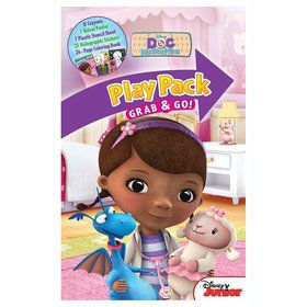 Doc McStuffins Playpack Activity Set (Each)
