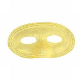 Domino Mask Yellow