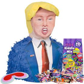 Donald Trump Inspired Pinata Kit
