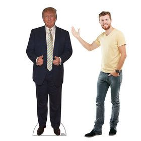 Donald Trump Stand Up