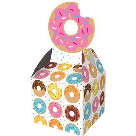 Donut Time Favor Boxes (8 Count)