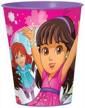 Dora and Friends 16oz Favor Cup (Each)