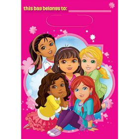 Dora and Friends Loot Favor Bags (8 Pack)