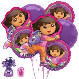 Dora the Explorer Balloon Kit (Each)