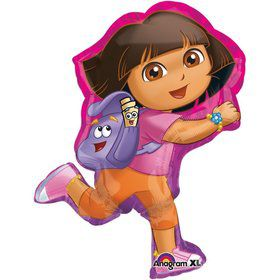 "Dora the Explorer Super Shape 32"" Balloon (Each)"