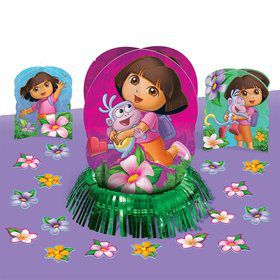 Dora's Flower Adventure Decorating Kit (Each)