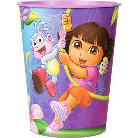 Dora's Flower Adventure Favor Cup (Each)