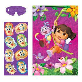 Dora's Flower Adventure Party Game (Each)