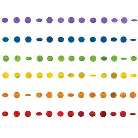 Dot Garland Rainbow