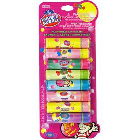 Double Bubble Lip Balm (8 Count)