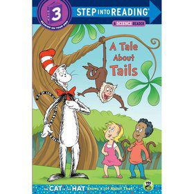 Dr. Seuss A Tale About Tails - Cat in the Hat Knows a Lot About That!