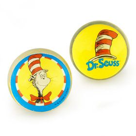 Dr. Seuss Bounce Balls (4 Count)