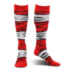 Dr. Seuss Cat in the Hat Kids Socks