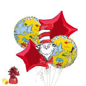 Dr. Seuss Favorites Balloon Bouquet Kit