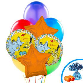 Dr. Seuss Favorites Balloon Bouquet