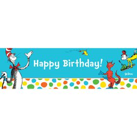 Dr. Seuss Favorites Banner