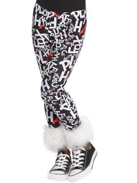 Dr. Seuss Girls Cat in the Hat Leggings